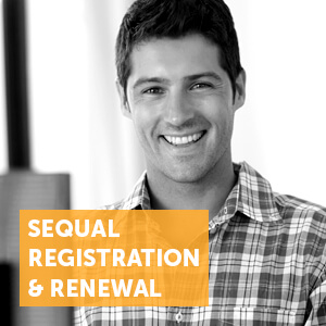 SEQUAL Reverse Mortgage registration and renewal course