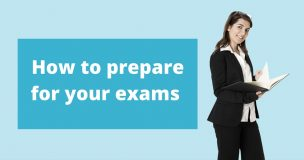Tips and how to prepare for exams