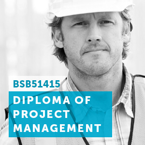 View our BSB51415 Diploma of Project Management