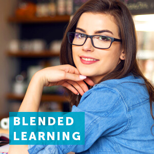 Discover the benefits of blended learning