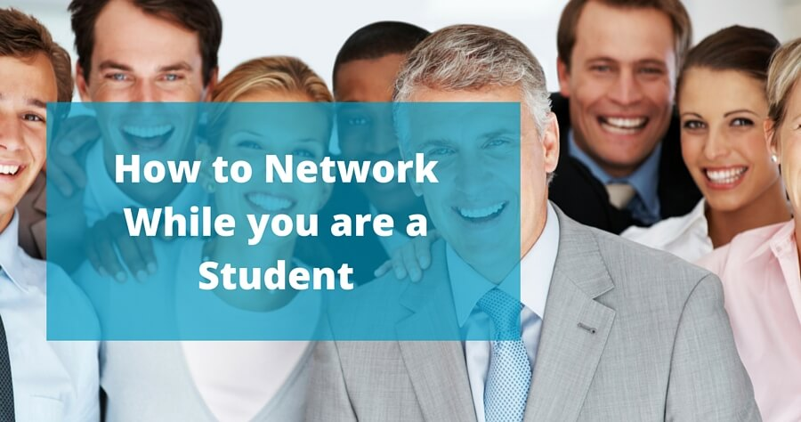 How to Network while a student
