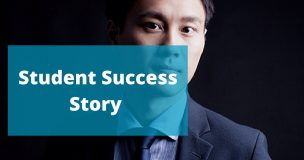 Simon Yeh - Australis College Finance and mortgage broking graduate