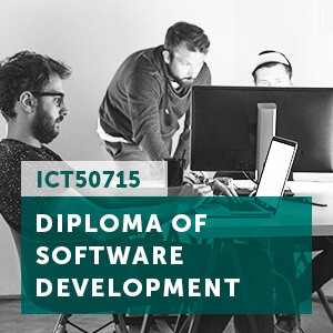 View our Diploma of software development - mobile application development