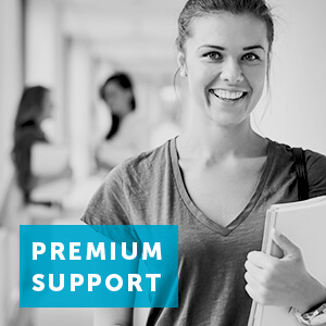Premium study support option