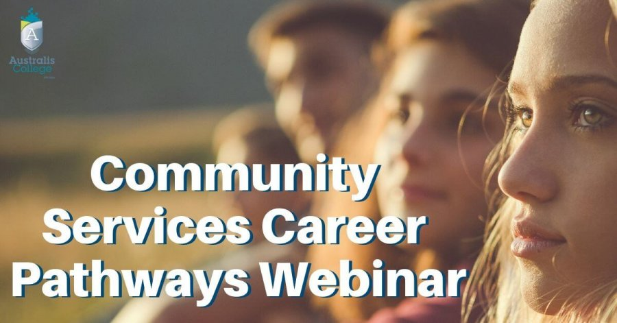 Community Services Career Pathways Webinar